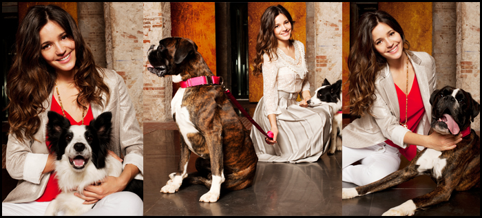 Malena Costa: amante incondicional de los animales