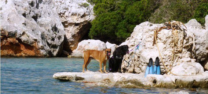 PateaMenorca Cales Coves Cala Canutells