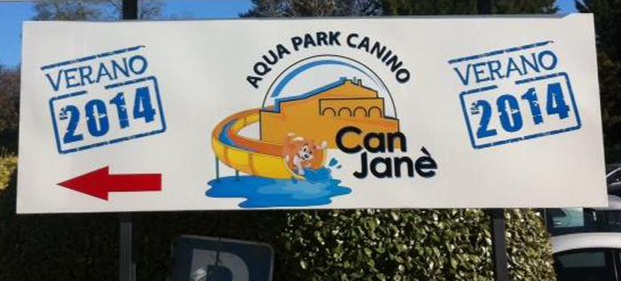 Abre el primer Aquapark canino en España