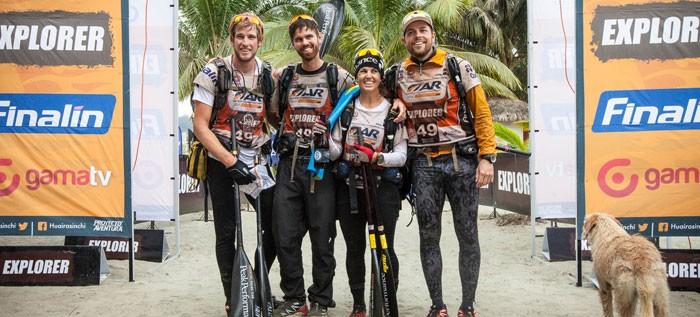 Arthur, un equipo de aventureros suecos y la selva ecuatoriana