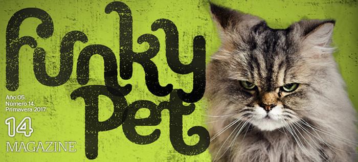 Llega la edición más felina de FunkyPetMagazine