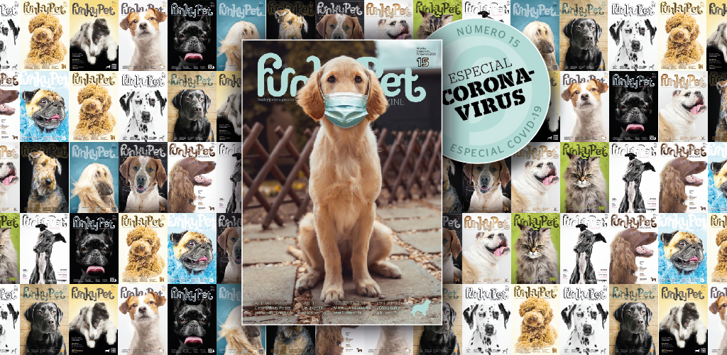 FunkyPet Magazine Covid 19